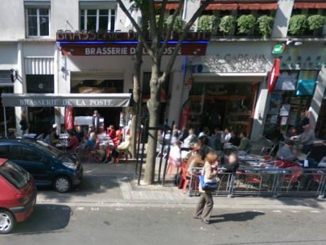Les lieux du crime commis en 2009 - photo DR Google