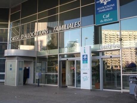 L'accueil à la CAF du Rhône se fera désormais sur rendez-vous - DR