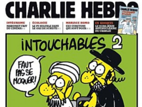 La une du dernier Charlie Hebdo - DR