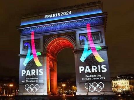 Les Jeux Olympiques 2024 se dérouleront à Paris - DR