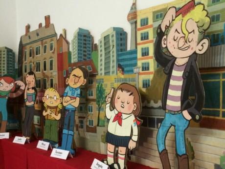 Lyon capitale de la BD tout le mois de juin - Photo Lyon BD Festival