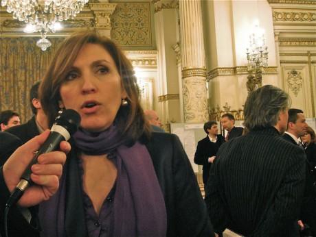 Nora Berra - LyonMag