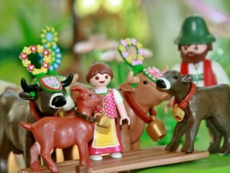 Pierre-Bénite accueille ce dimanche des passionnés de Playmobil - DR