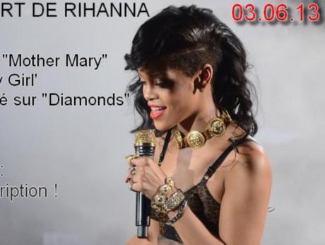 Rihanna, idole de nombreux lyonnais - DR projet DWT Lyon