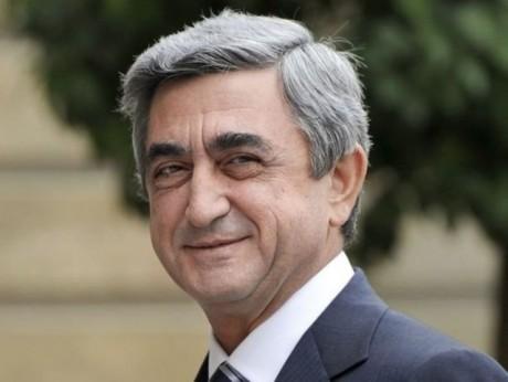 Serge Sarkissian - DR