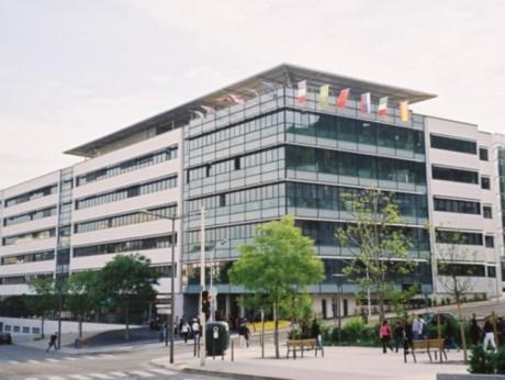 L'université Réné Cassin à Lyon, où se situe l'IDRAC - Photo DR
