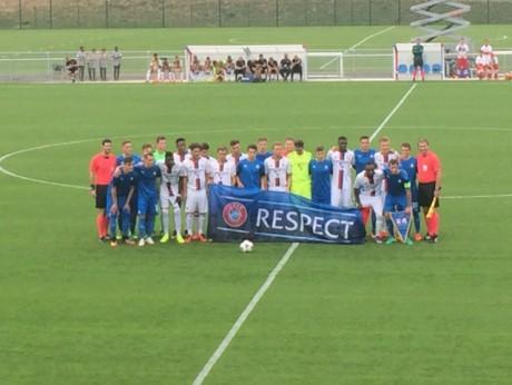 Les U19 de l'OL affrontaient Zagreb-DR