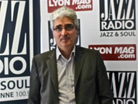 Me Bertrand Sayn - JazzRadio/LyonMag