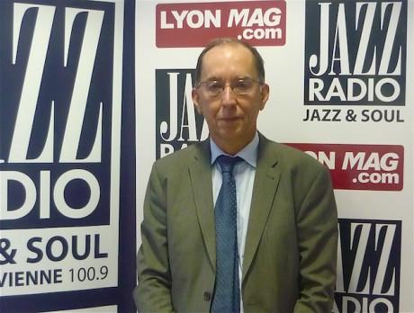 Roland Crimier - JazzRadio/LyonMag