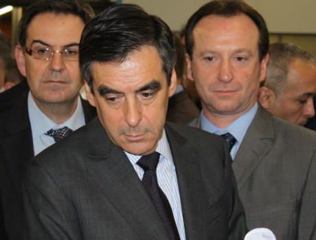 François Fillon - Photo Lyonmag.com