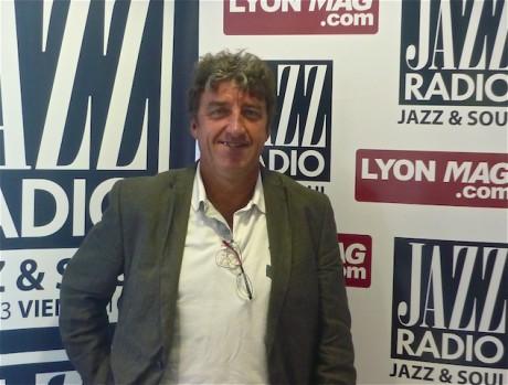 Christian Lanier - JazzRadio/LyonMag