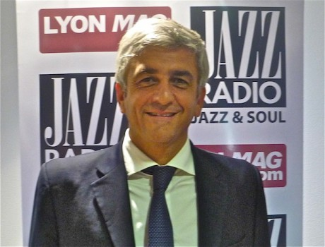 Hervé Morin - JazzRadio/LyonMag