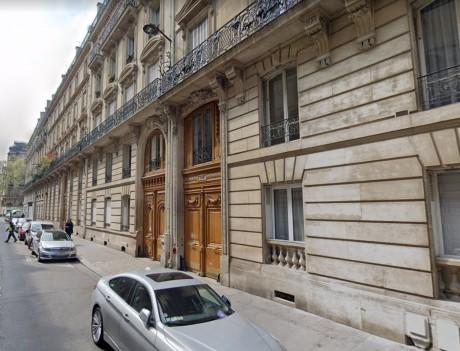 L'appartement de la rue de Villersexel - DR