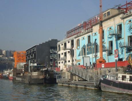 Les douanes abritaient deux galeries d'art - Photo LyonMag