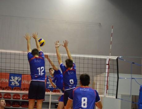 ASUL Lyon Volley - DR