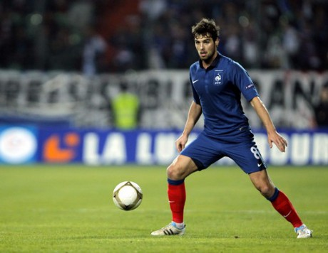 Yoann Gourcuff - Photo DR