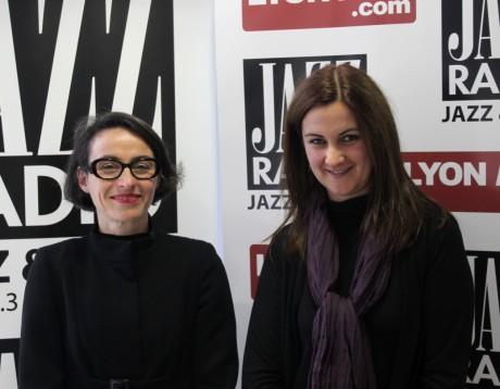 Maria-Anne Privat-Savigny et Carole de Saint-Etienne, chargée de communication des Musées Gadagne - LyonMag