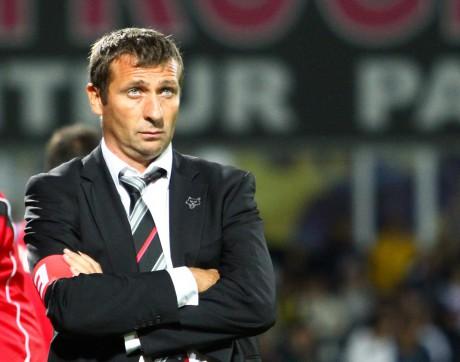 Raphaël Saint-Andre, entraineur du LOU rugby - DR