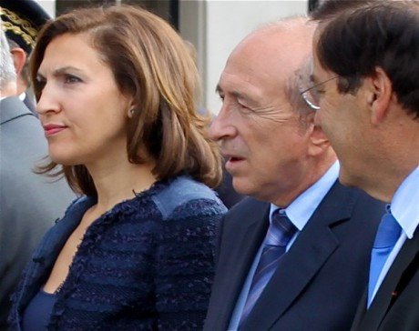 Nora Berra et Gérard Collomb - LyonMag