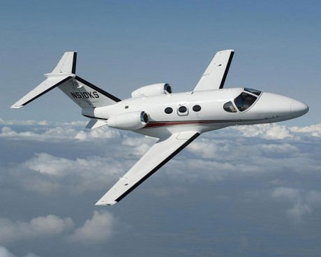 Le Cessna Citation Mustang - DR