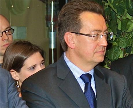 Philippe Cochet, président de l'UMP du Rhône - LyonMag