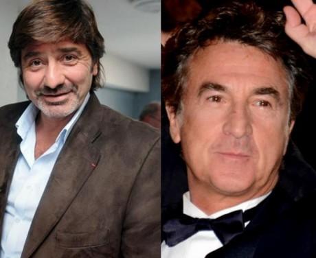 Michel Neyret et François Cluzet - DR