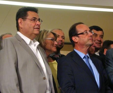 Bret et Hollande - LyonMag