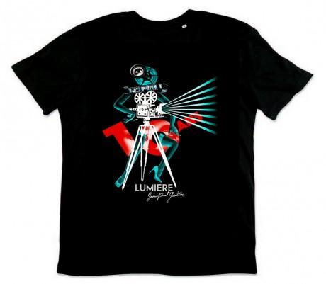 Tee-shirt Festival Lumière - DR
