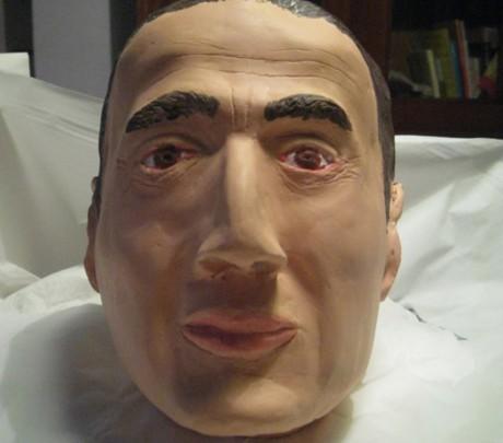 La fameuse tête reconstituée - DR Gendarmerie de la Drôme