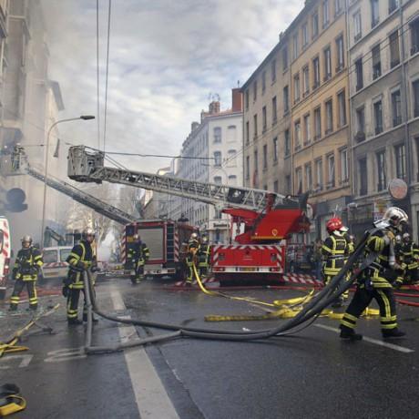 L'explosion au gaz cours Lafayette