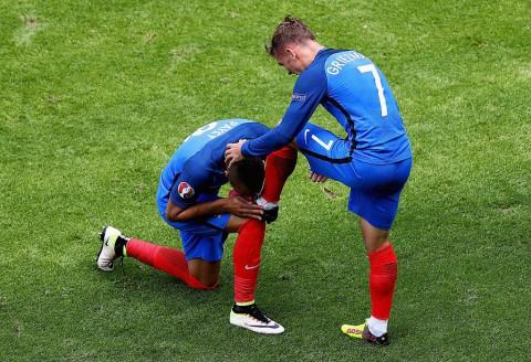 Payet et Griezmann - DR UEFA