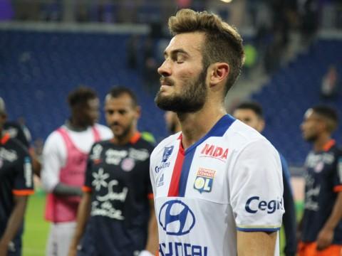 Lucas Tousart aurait pu égaliser en fin de match - LyonMag