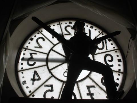 Philippe Cary au coeur de l'horloge de Saint-Paul - LyonMag