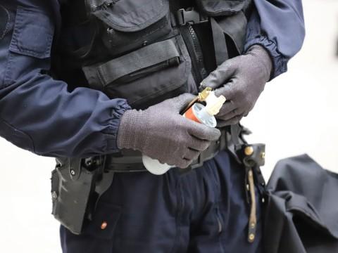 La police a utilisé des gazeuses pour contenir les invités belliqueux du mariage - LyonMag