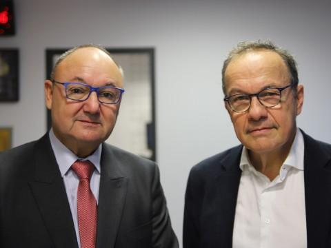 Gérard Angel et Pierre Hémon - LyonMag