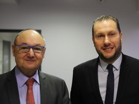 Gérard Angel et Thomas Ravier - LyonMag