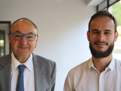 Gérard Angel et Arthur Remy - LyonMag