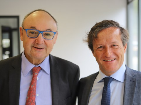 Gérard Angel et Thomas Rudigoz - LyonMag