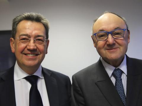 Philippe Cochet et Gérard Angel - LyonMag