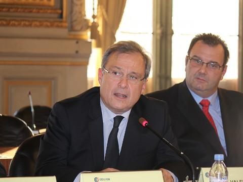 Emmanuel Imberton n'est plus président de la CCI de Lyon - LyonMag