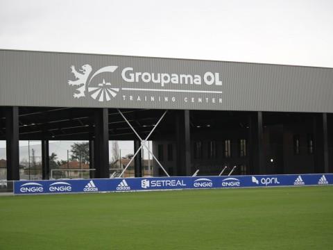 Le Groupama OL Training Center - LyonMag