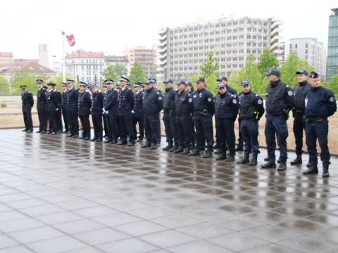L'hommage de ce mardi matin au policier tué à Paris - LyonMag.com