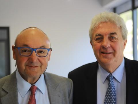 Gérard Angel et Richard Brumm - LyonMag