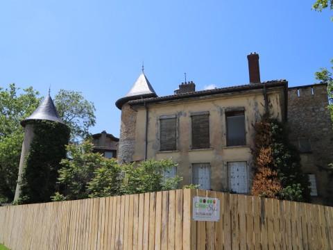 Fort du parc Blandan - LyonMag