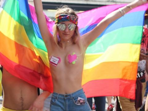 La manifestation s'est déroulée dans la joie et la bonne humeur - LyonMag
