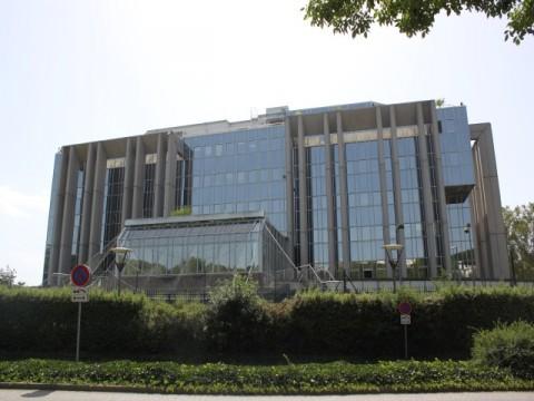 Le siège d'Interpol à Lyon - Lyonmag.com
