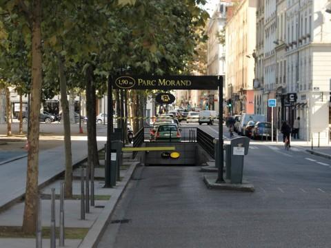 Image Parking LPA - LPA DR