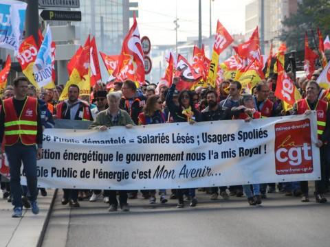 La manifestation du 22 mars à Lyon - LyonMag
