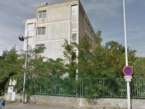 L'immeuble squatté de la rue Baudin appartient au SDMIS - DR Google Street View