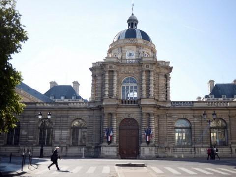 Le Sénat à Paris - DR